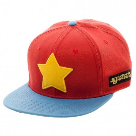 Steven Universe Red Snapback Hat