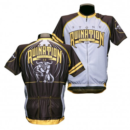 Stone Brewing Ruination IPA Cycling Jersey
