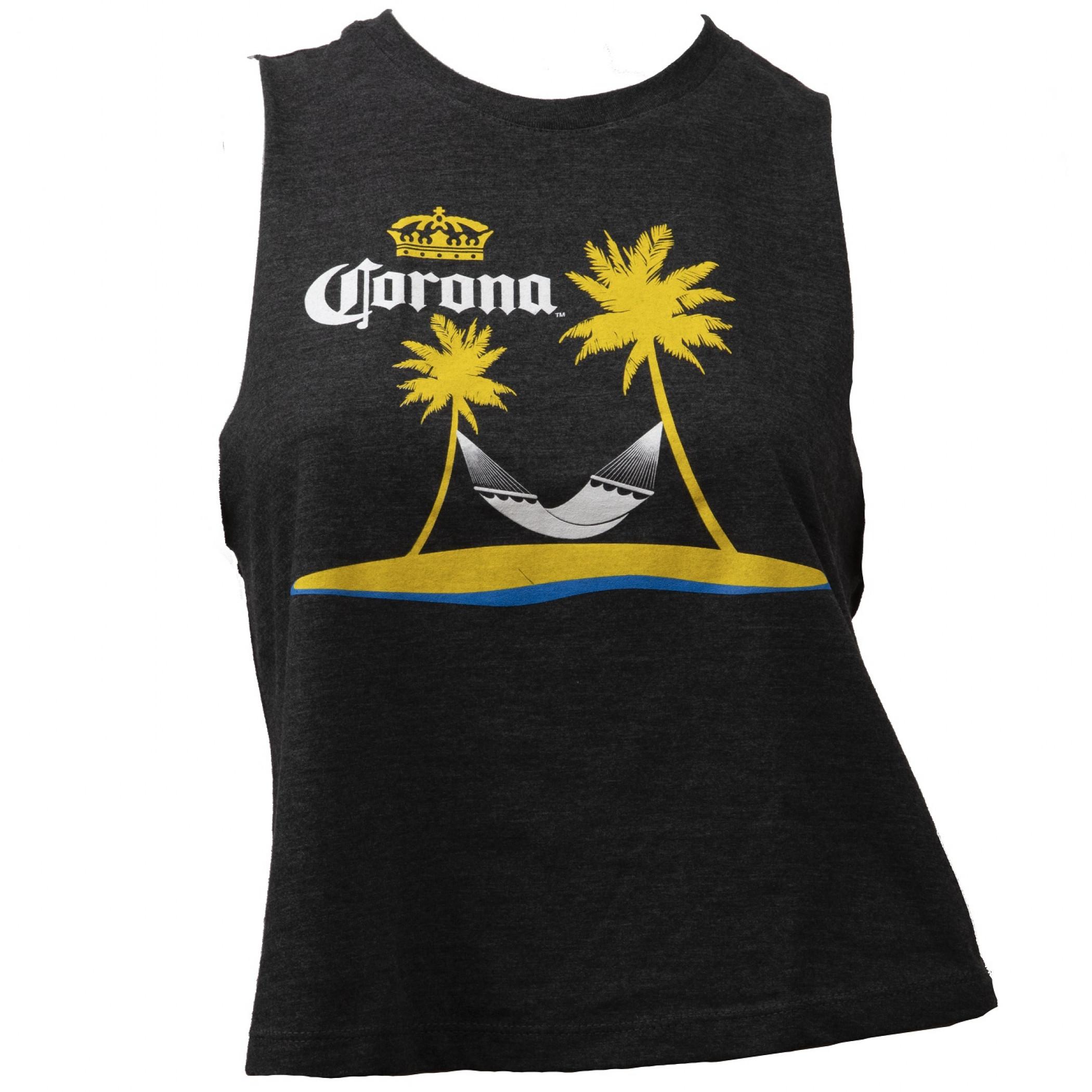 Corona Extra Summer Lifestyle Women's Racerback Tank Top