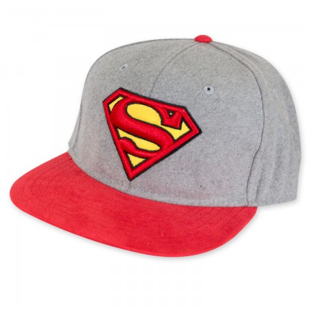 Superman Grey Hat