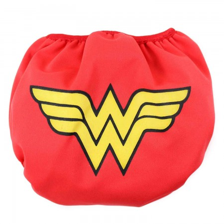 Wonder Woman Superhero Diaper