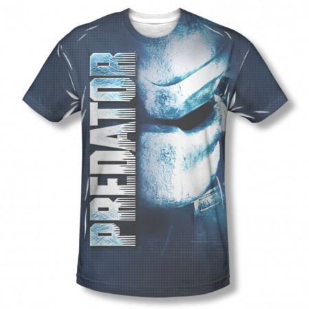 Predator Mask Sublimation T-Shirt