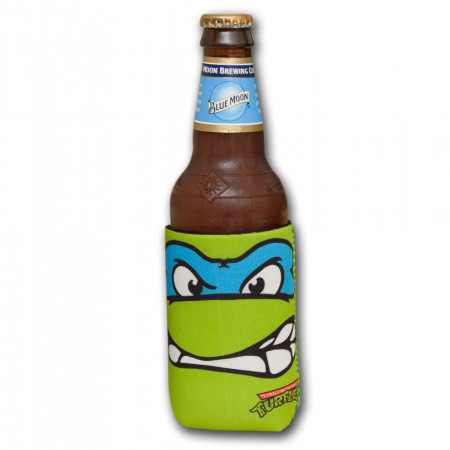 Teenage Mutant Ninja Turtles Leonardo Can Bottle Cooler