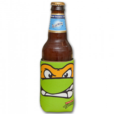 Teenage Mutant Ninja Turtles Michelangelo Can Bottle Cooler