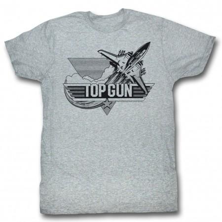 Top Gun Black T-Shirt