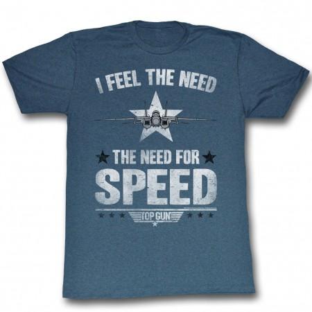 Top Gun Need For Speed T-Shirt
