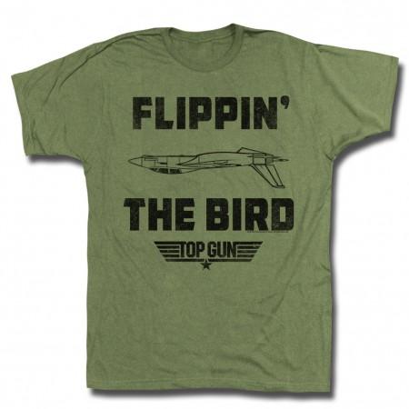 Top Gun Da Bird T-Shirt