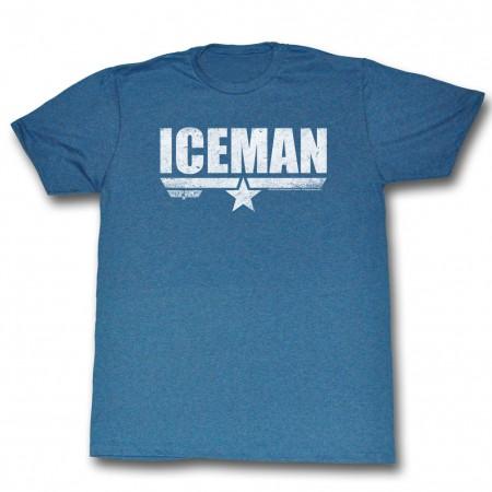 Top Gun Ice Man T-Shirt