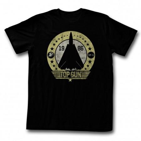 Top Gun Stars And Such T-Shirt