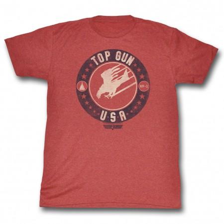 Top Gun T Bird Usa T-Shirt