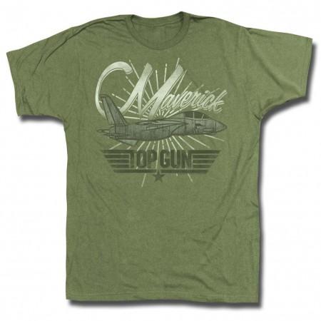 Top Gun Retro T-Shirt