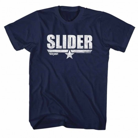 Top Gun Slider Blue TShirt