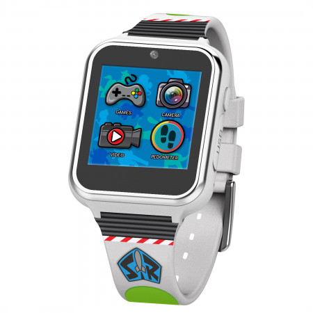Toy Story Buzz Lightyear Accutime Interactive Kids Watch
