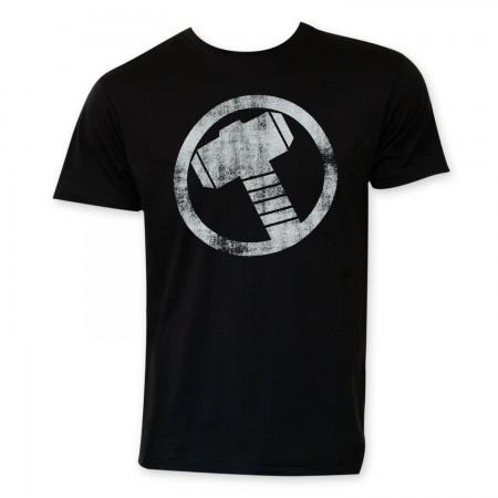 Thor Circle Logo T-Shirt