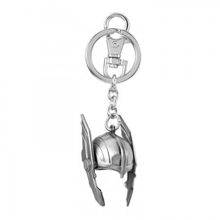 Marvel Avengers Thor Helmet Metal Keychain
