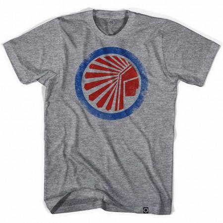 Atlanta Chiefs Soccer Gray T-Shirt