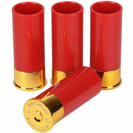 Buckshot Shot Glasses 4-Pack