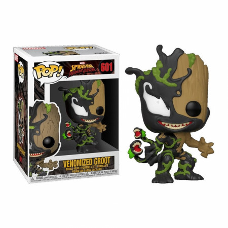 Venom and Groot Mashup Funko Pop! Vinyl Figure