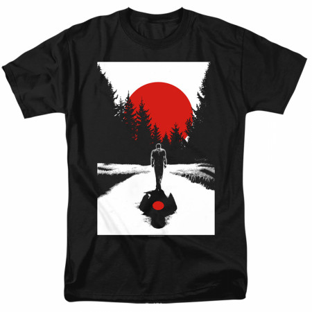 Bloodshot Woods Black T-Shirt