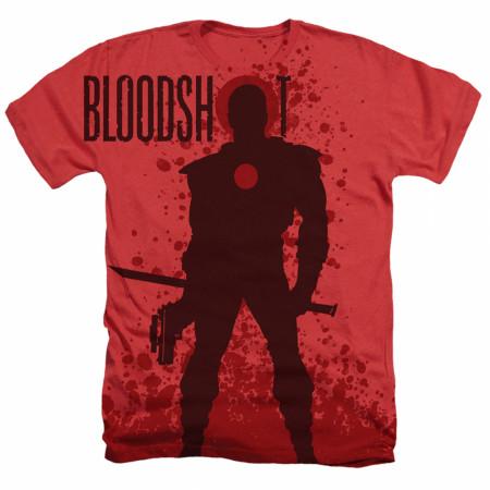 Bloodshot Assassins Shadow Red T-Shirt