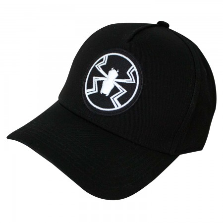 Marvel Venom Basic Logo Men's Black Hat