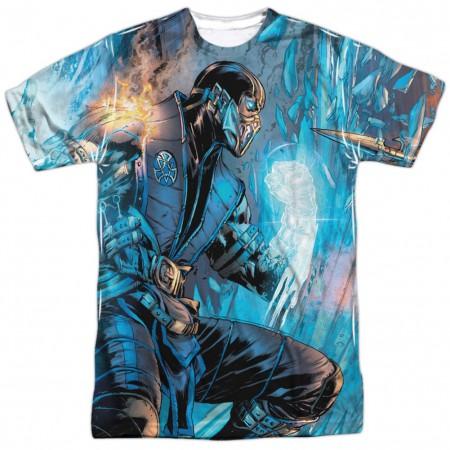 Mortal Kombat Sub Zero Tshirt
