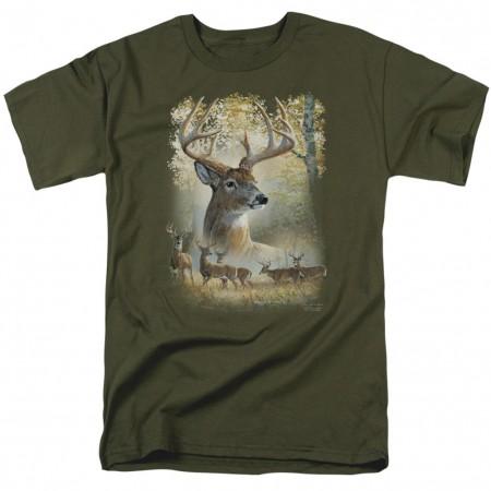 Bucks Hunting and Fishing Tshirt