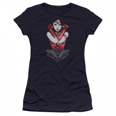 Wonder Woman Amazon Women's Tshirt