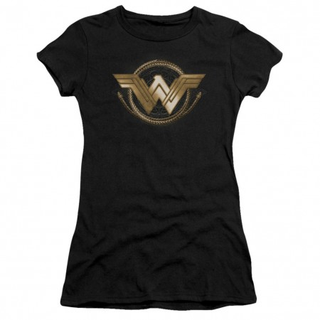 Wonder Woman Lasso Logo Women's Tshirt