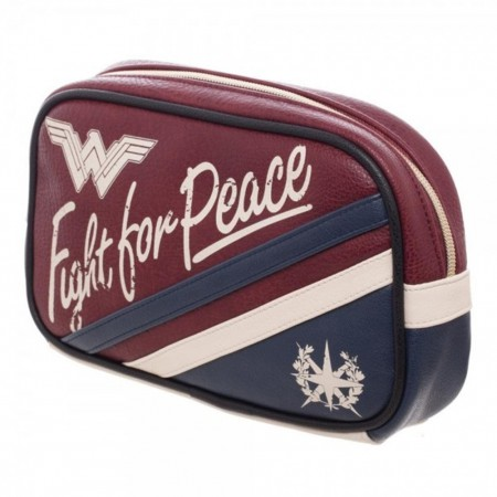 Wonder Woman Make Up Bag