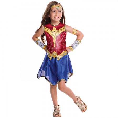 Wonder Woman Complete Youth Costume