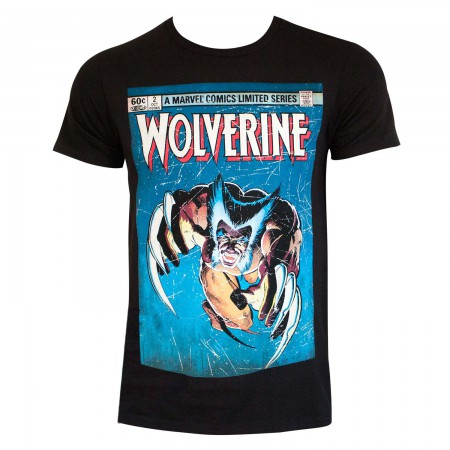 Wolverine On The Attack Tshirt
