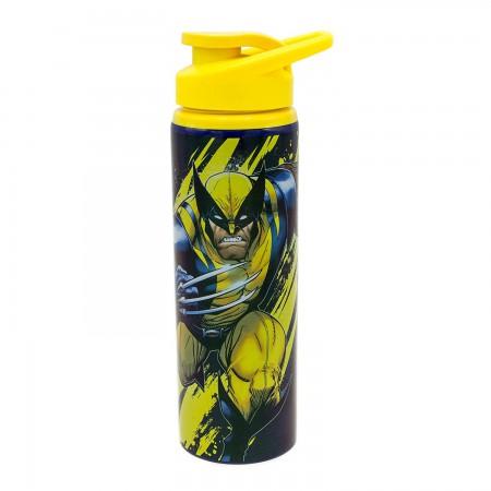 Wolverine X-Men Stainless Steel 25oz Water Bottle