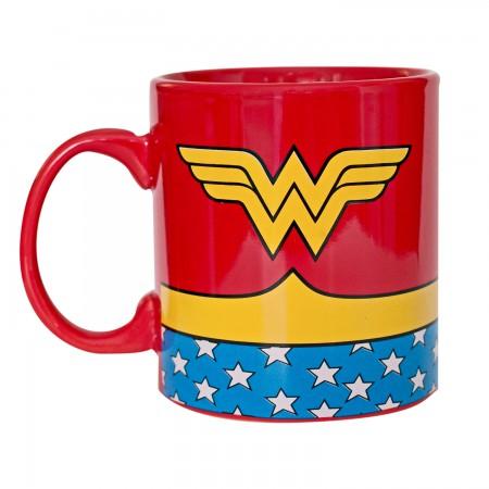 Wonder Woman Costume Mug