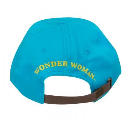 Wonder Woman Dad Hat