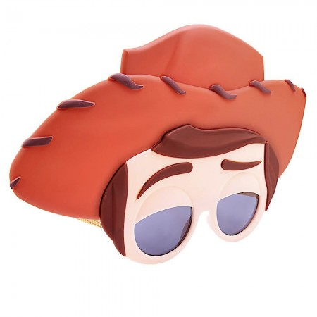 Toy Story Sun-Staches Woody Hat Sunglasses