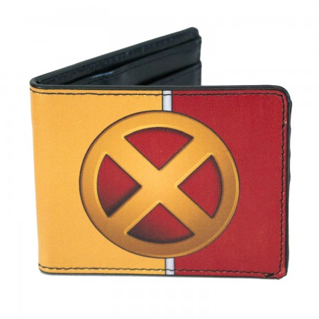X-Men Bi-Fold Comic Logo Wallet