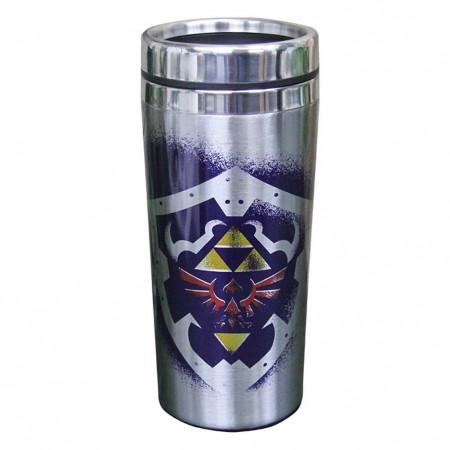 The Legend Of Zelda Travel Coffee Mug