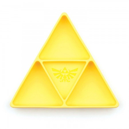 Legend Of Zelda Silicone Grip Dish