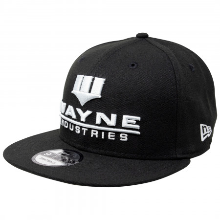 Batman Wayne Enterprises New Era 9Fifty Adjustable Hat