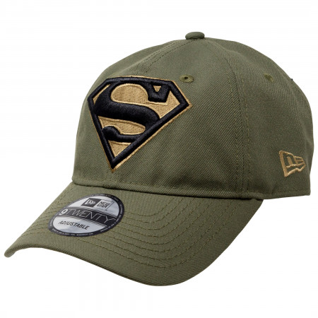 Superman Salute To Service New Era 9Twenty Adjustable Hat