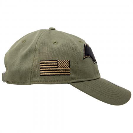 Batman Salute To Service New Era 9Twenty Adjustable Hat