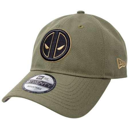 Deadpool Salute To Service New Era 9Twenty Adjustable Hat