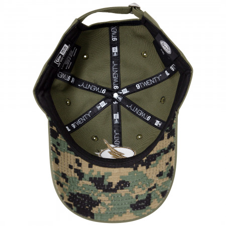 Flash Salute to Service New Era 9Twenty Adjustable Hat