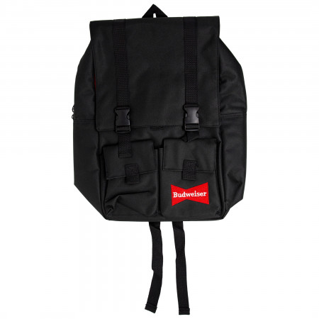 Budweiser Beer All Day Rucksack Backpack