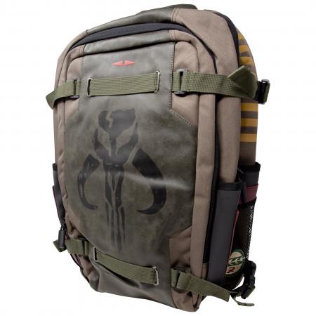 Star Wars Heroes & Villains Mandalorian Built Up Backpack