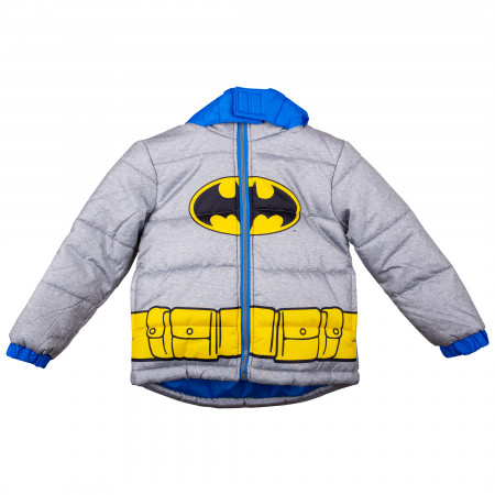 Batman Costume Kids Coat
