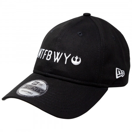 "Star Wars ""MTFBWY"" New Era 9Twenty Adjustable Dad Hat"