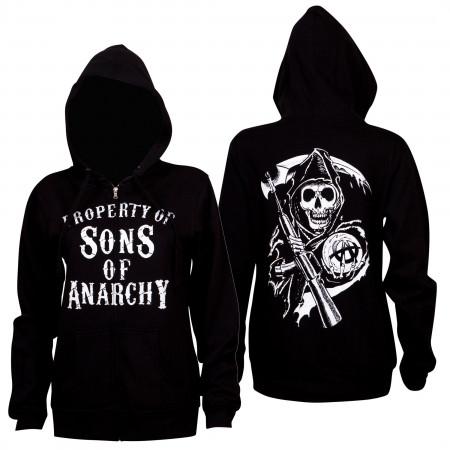 Sons of Anarchy Juniors Hoodie