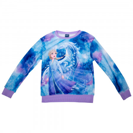 Frozen 2 Youth Girls Sweatshirt